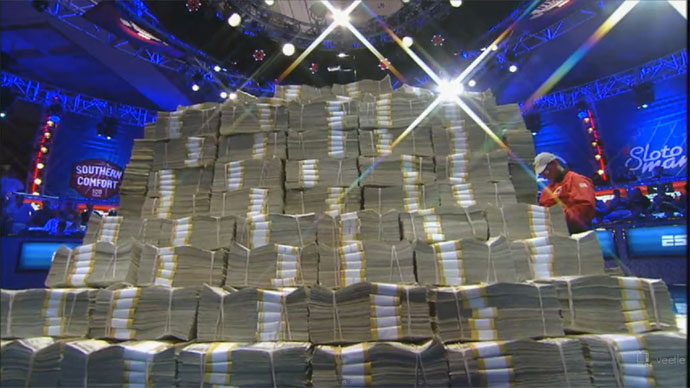 Les 18 millions de dollars du Big One.