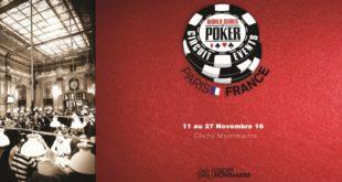 Les WSOP débarquent à Paris au Cercle Clichy et je veux en être!