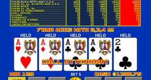 Tout savoir sur le Poker Vidéo